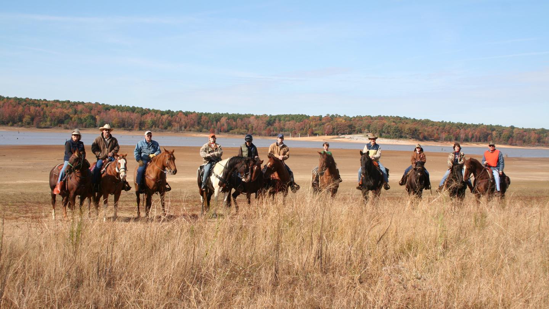 Horse RidgeHorse Ride