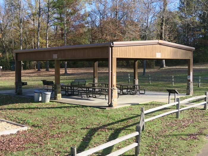Pavilion 665Picnic Shelter 665