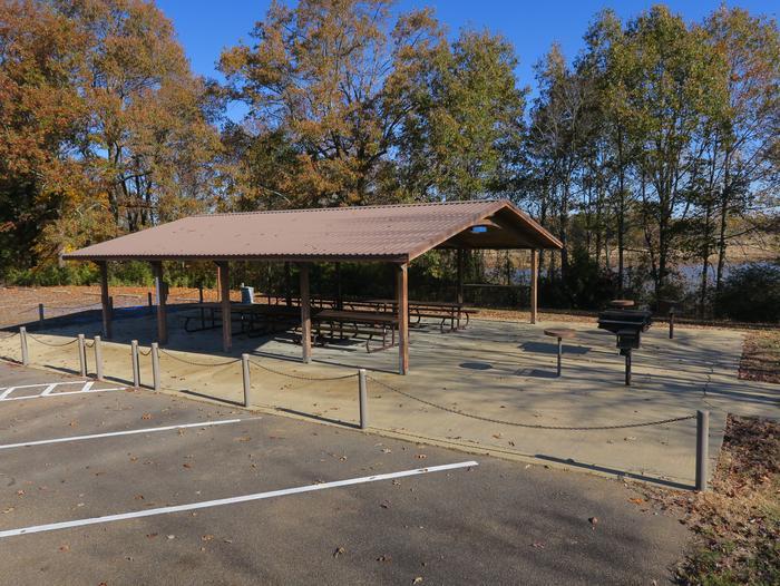 Pavilion 637Picnic Shelter 637