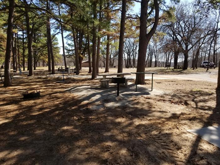 Porum Landing Campsite #49 Additional PictureCampsite 49