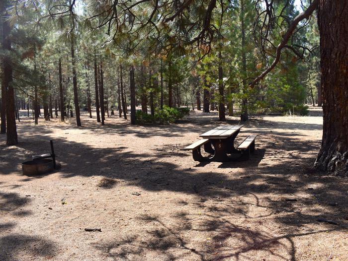 Site #5Aspen Grove Campground, Site #5