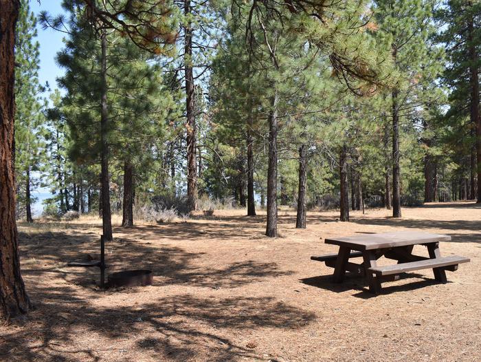 Site #9Aspen Grove Campground, Site #9
