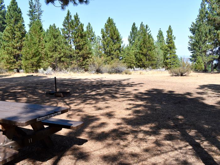 Site #11Aspen Grove Campground, Site #11
