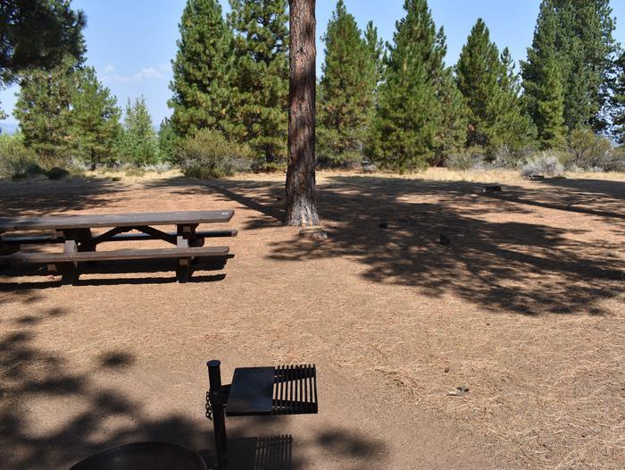 Site #12Aspen Grove Campground, Site #12