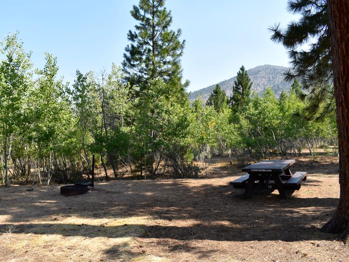 Site #16Aspen Grove Campground, Site #16