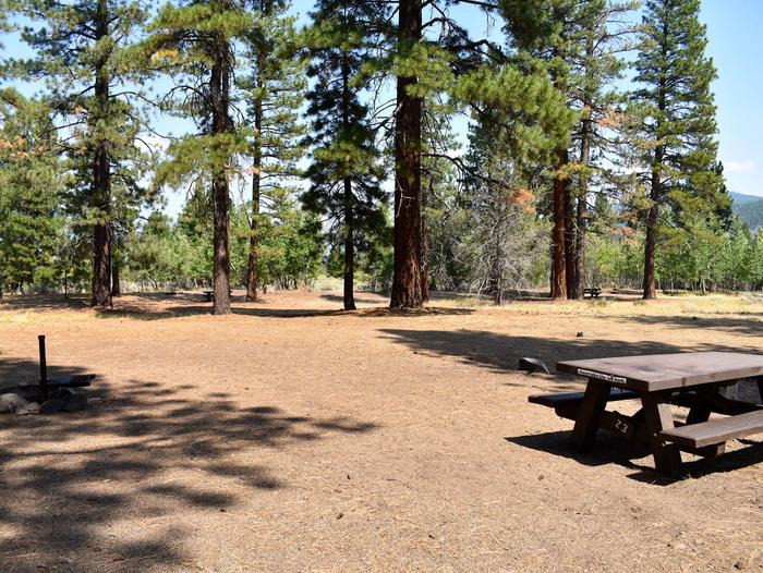 Site #23Aspen Grove Campground, Site #23