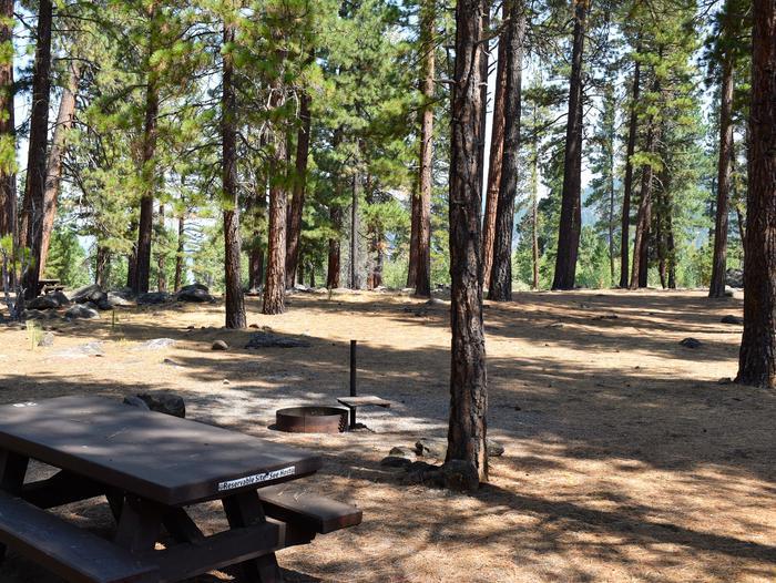 Site #28Aspen Grove Campground, Site #28