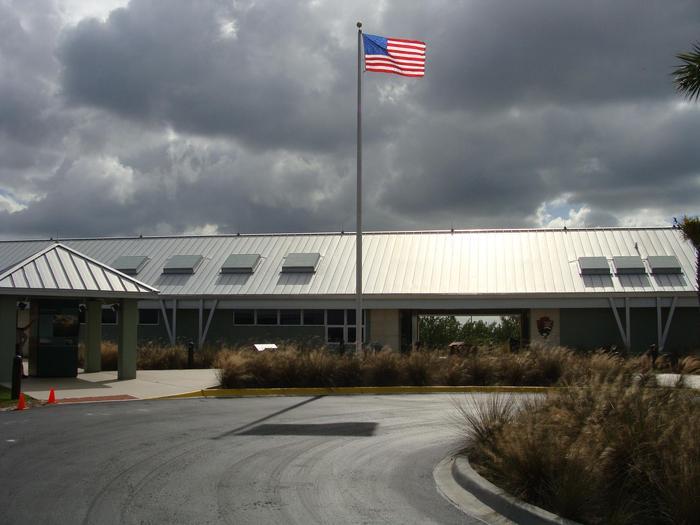 Nathaniel P. Reed VCNathaniel P. Reed Visitor Center