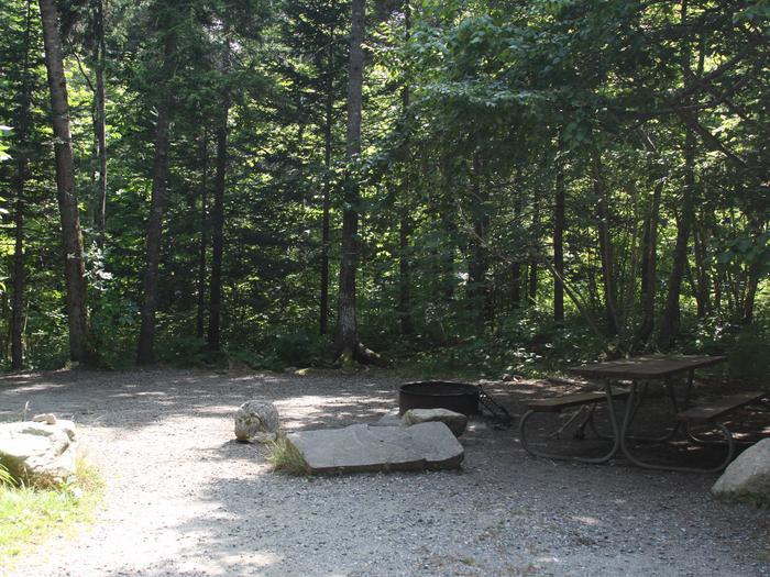 Unoccupied Site A8Site A8