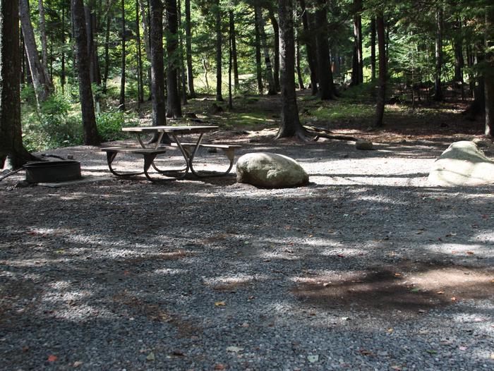 Unoccupied Site A13