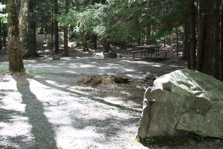 Unoccupied Site A16