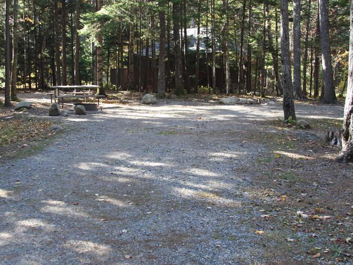 Unoccupied Site A25