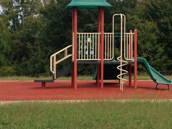Playground near Hurricane Pavilion
