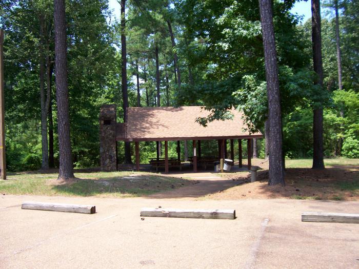 Pat's Bluff Pavilion