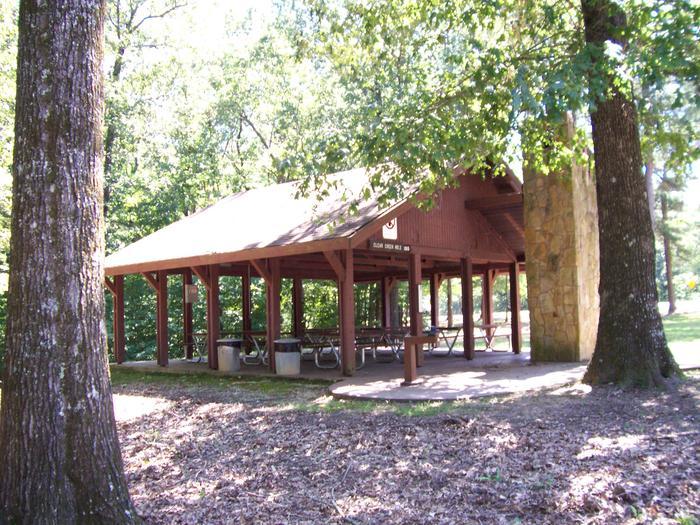 Clear Creek PavilionClear Creek Pavilion No. 2