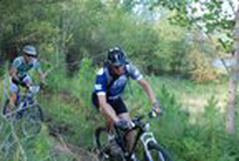 Clear Creek Mountain Bike Trail