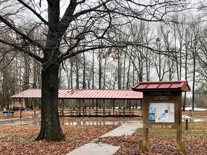 Cypress Point Pavilion