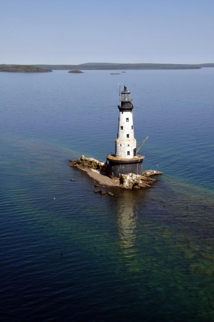 Rock of Ages LighthouseRock of Ages is one of four lighthouses at Isle Royale National Park.