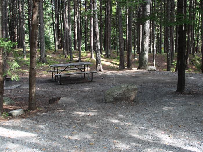 Unoccupied Site A26