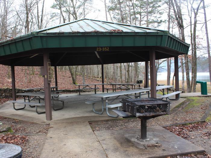 Day Use Pavilion 1