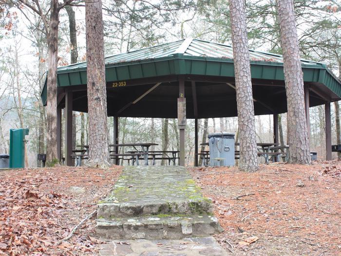 Day Use Pavilion 2