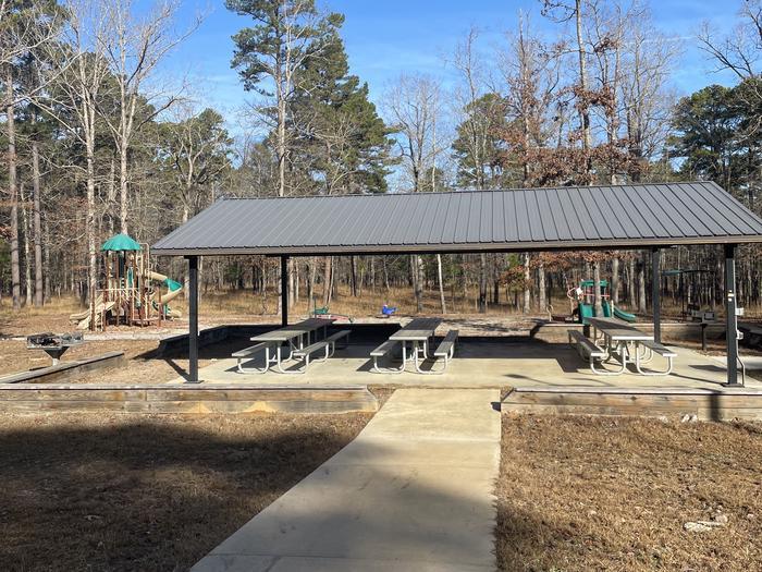 Day-Use Pavilion