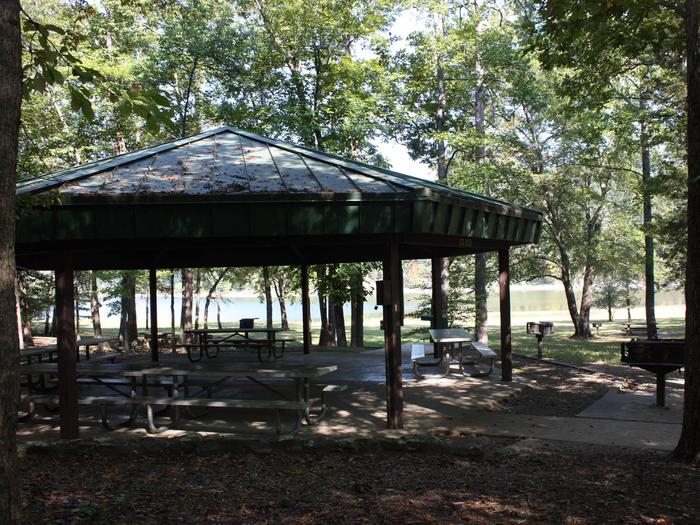 Crystal Springs Day-Use Pavilion 1