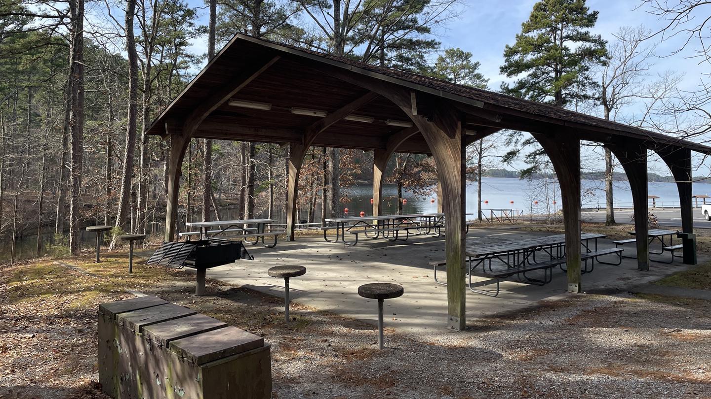 Brady Mountain Day-Use Pavilion