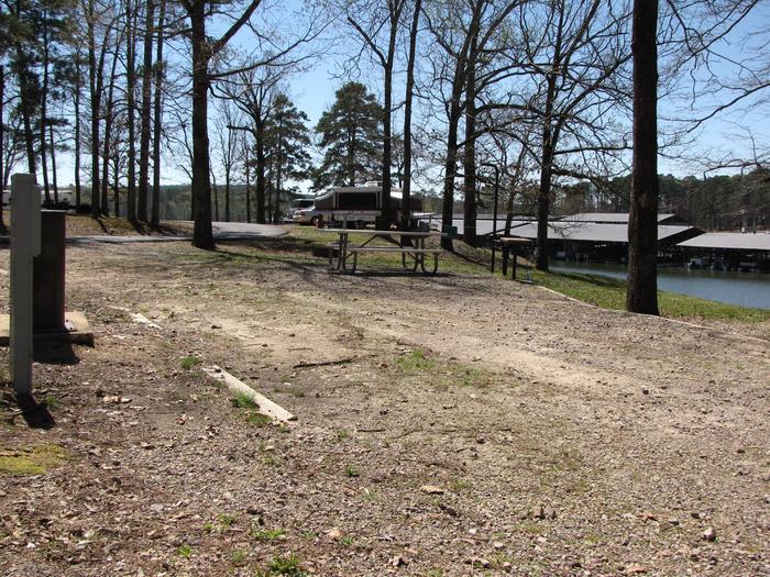 Campsite # 11Kirby Landing campsite # 11