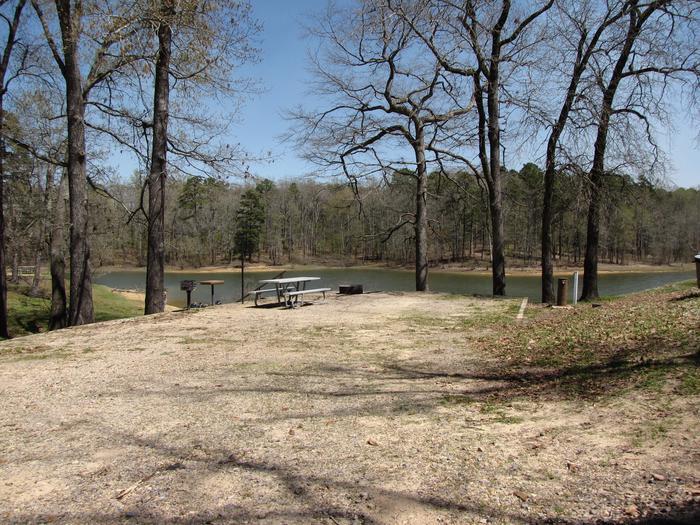 Campsite # 19Kirby Landing campsite # 19