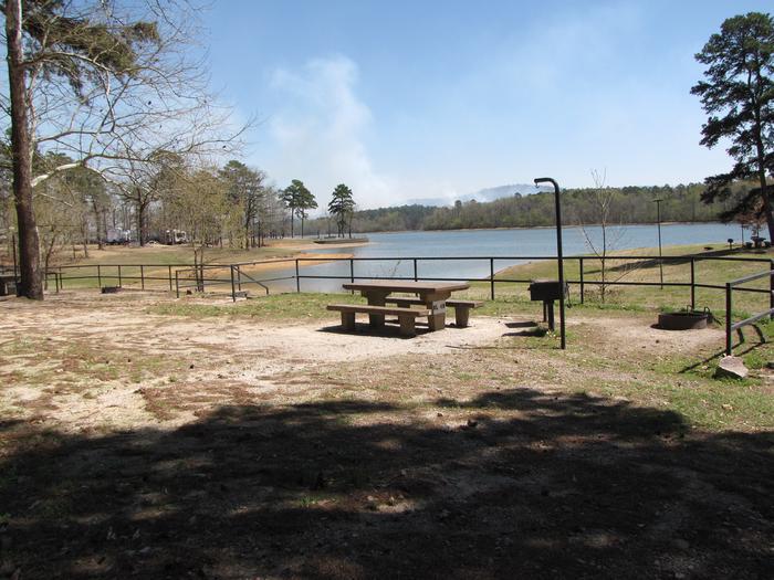 Campsite # 49Kirby Landing campsite # 49
