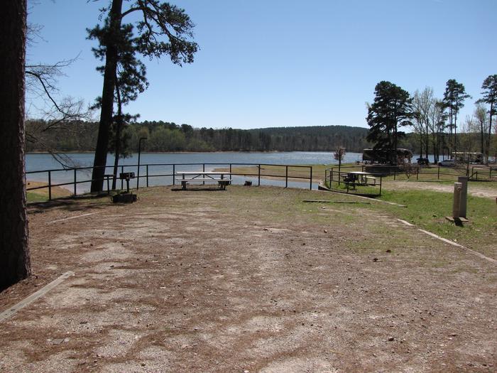 Campsite # 53Kirby Landing campsite # 53