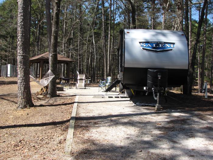 Campsite # 60Kirby Landing campsite # 60