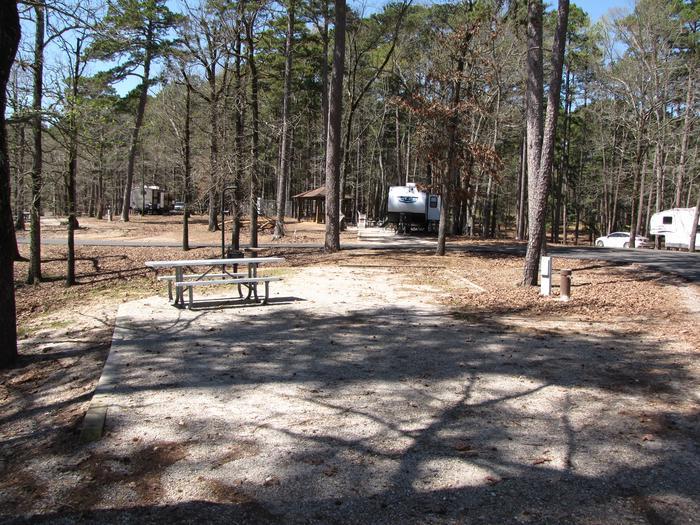 Campsite # 61Kirby Landing campsite # 61