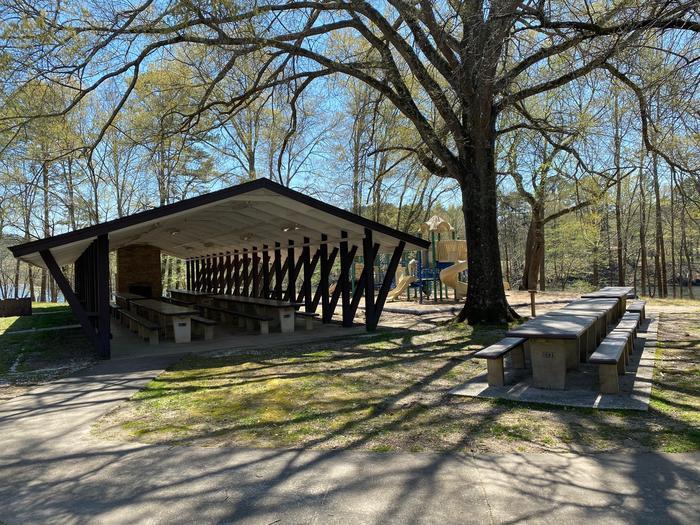 Stephens Park Day-Use Pavilion