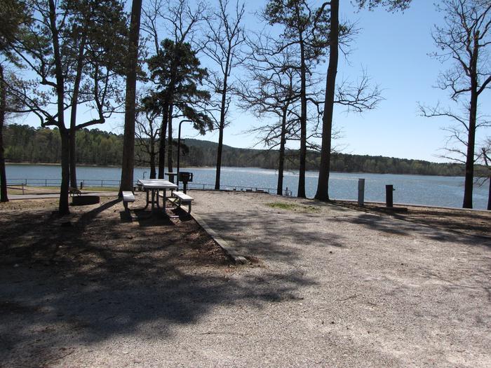 Campsite # 65Kirby Landing campsite # 65