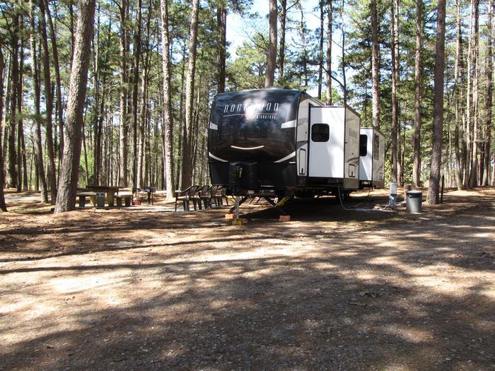 Campsite # 70Kirby Landing campsite # 70