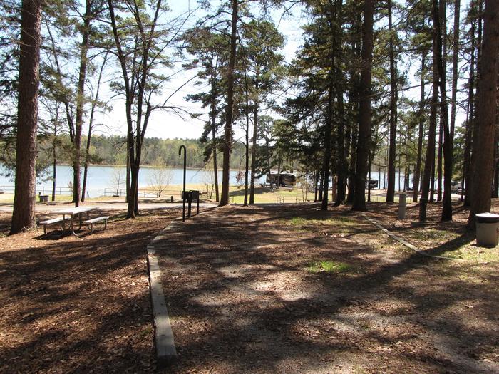 Campsite # 79Kirby Landing campsite # 79