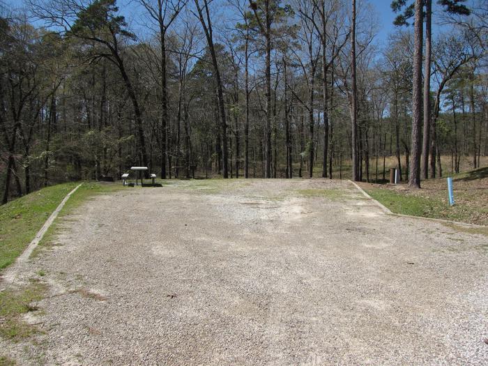 Campsite # 83Kirby Landing campsite # 83