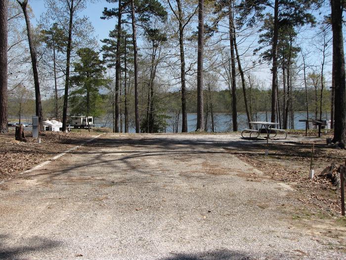 Campsite # 84Kirby Landing campsite # 84