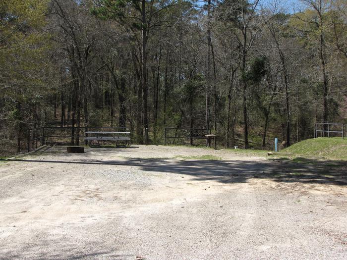 Campsite # 89Kirby Landing campsite # 89