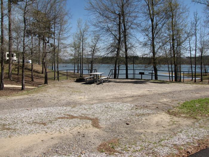 Campsite # 94Kirby Landing campsite # 94