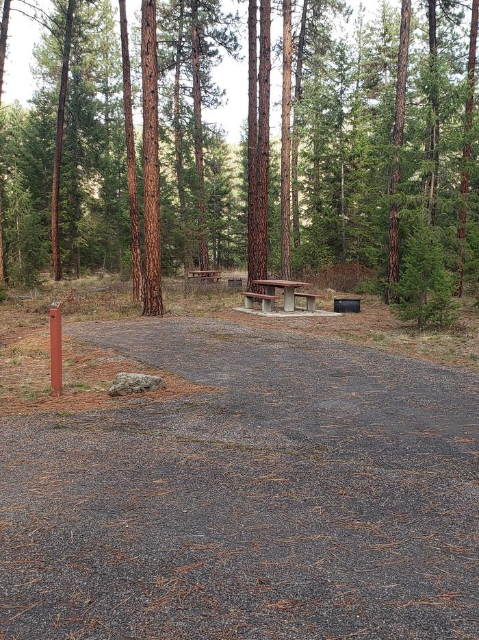 Loop A , Site 12