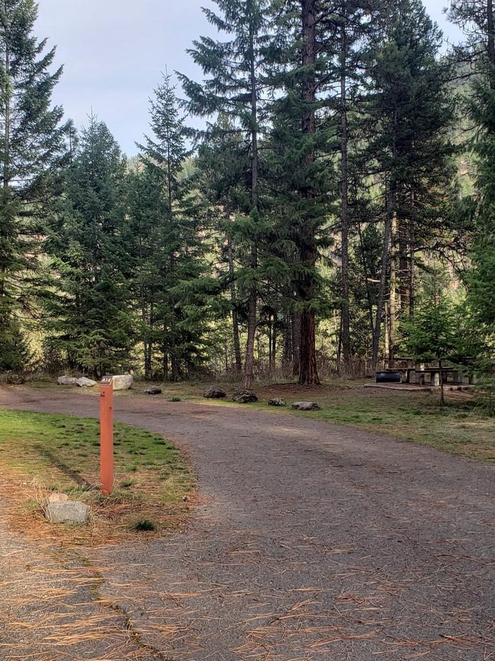 Loop A , Site 14