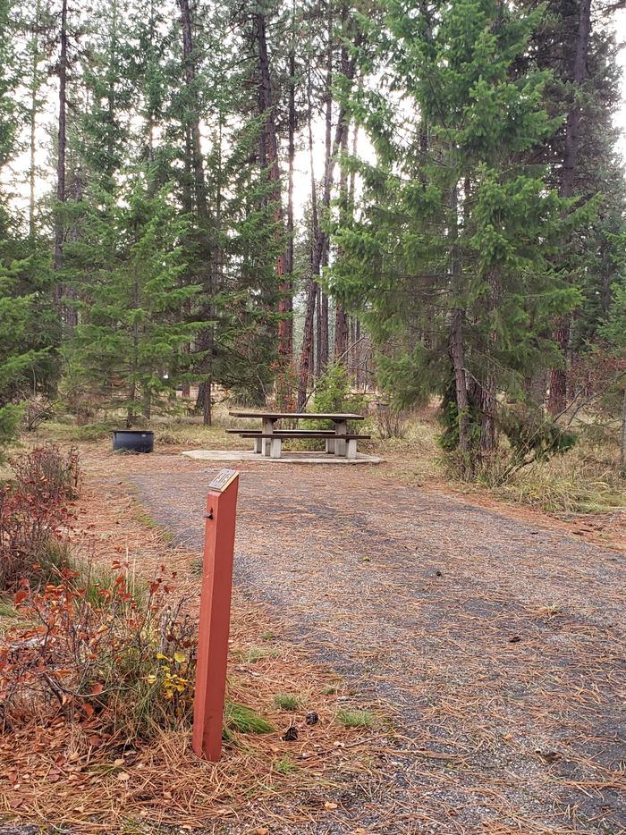 Loop A , Site 18