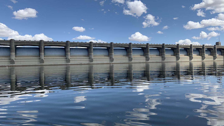 John Martin Reservoir- Sapphire of the Plains