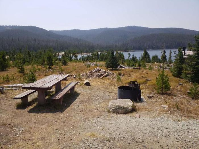 Hog Park CampsiteHog Park Camp