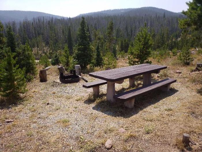 Hog Park Campsite 3 Photo 1