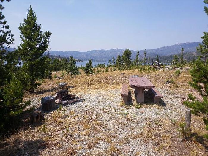 Hog Park Campground Site 9 Photo 1