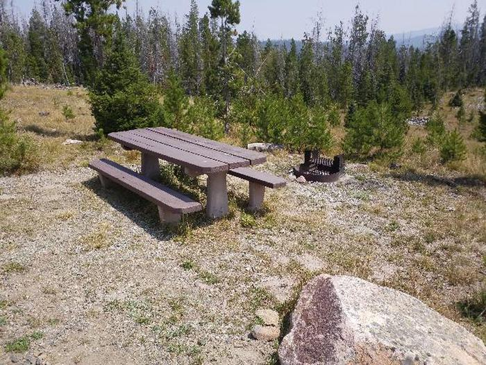 Hog Park Campground Site 15 Photo 1